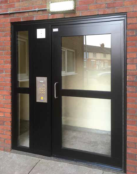 Door Entry And Access Controls Ss Group